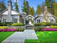 Частный дом в классическом стиле — фото современных идей оформления (67 идей)
