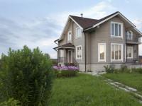 Дом в стиле прованс — идеальное решение для загородного дома (70 фото)