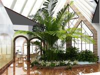 Зимний сад в доме — 50 фото разнообразных идей оформления
