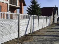 Бетонный забор: как установить своими руками? Обзор самых популярных решений (91 фото + видео)