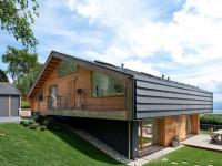 Дом на склоне (62 фото) — идеи создания креативного дизайна современного дома
