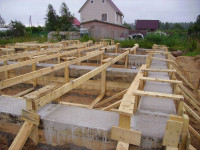 Фундамент для дачи (61 фото): как построить качественный и долговечный фундамент!