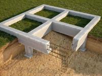 Плитные фундаменты: базовый расчет, чертежи и правильная установка. 75 фото-идей и советы