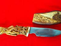 Ручка для ножа — идеи интересного дизайна ручной работы (68 фото)