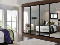Зеркало в спальне — как организовать расстановку зеркал. 61 фото выбора лучшего места