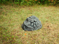 Камень на люк — декоративная изюминка на вашем участке (40 фото)