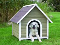Будка для собаки своими руками: чертежи, пошаговая инструкция с фото примерами