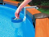 Скиммер для бассейна — как правильно выбрать и зачем он нужен? Подробное описание с фото примерами