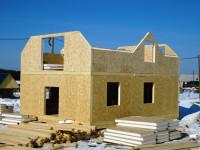 Дома из SIP панелей: преимущества и современные технологии строительства (79 фото + видео)