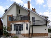 Отделка фасада дома: лучшие технологии и материалы. Дизайнерские идеи (57 фото)