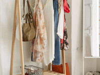 Вешалка для одежды своими руками — яркие и стильные идеи для дома. 85 фото самых простых проектов