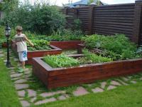 Красивые и стильные идеи оформления огорода на даче (70+ фото)