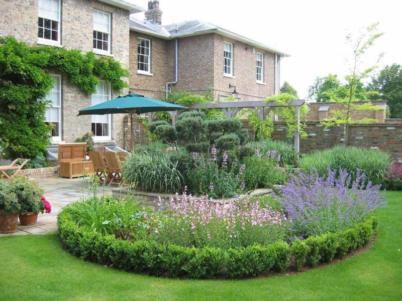 front-yard-english-flower-garden-landscaping-images