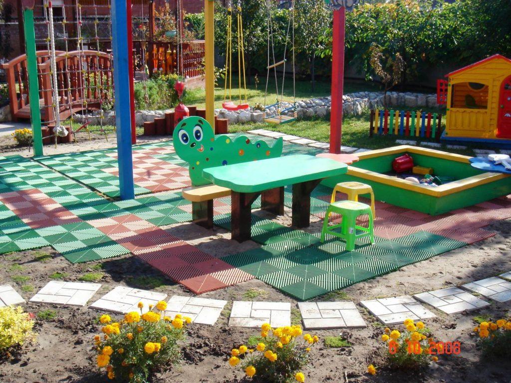 Дизайн сайтов детских садов