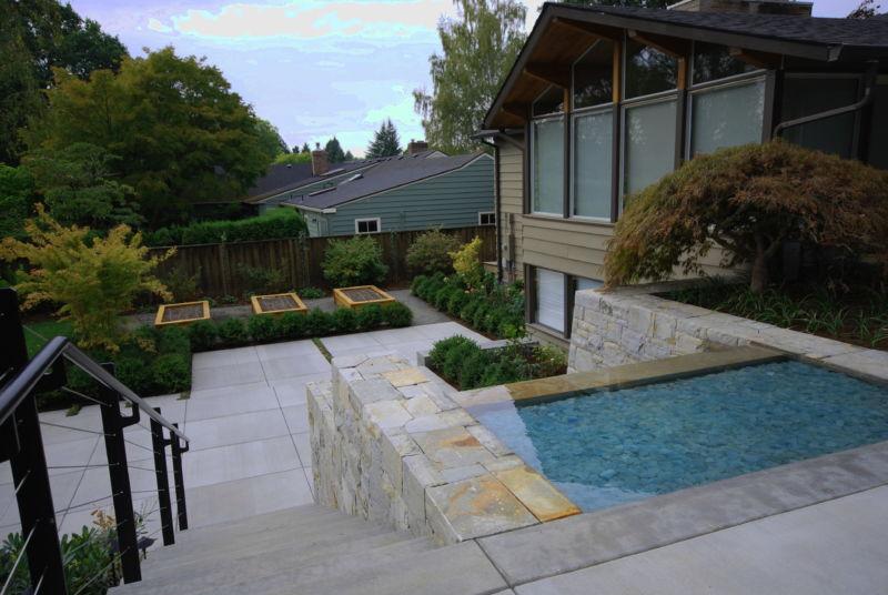Mid Century Modern Landscape Design Ideas
