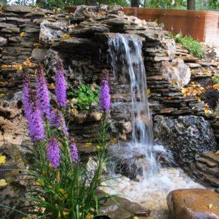 Декоративные фонтаны и водопады для дома — инструкции по изготовлению с фото и описанием
