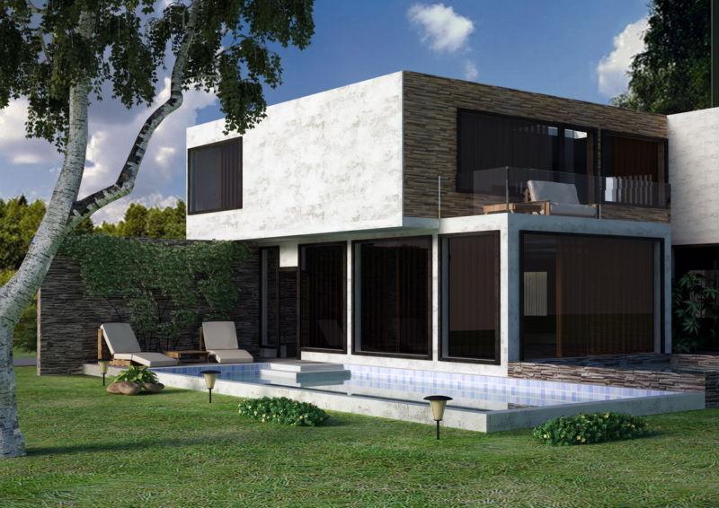Дизайн современного сада фото