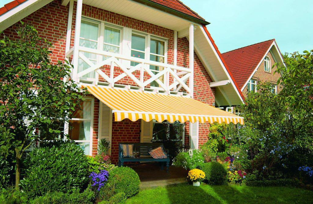 Balkon-und Terrassenmarkise (47)