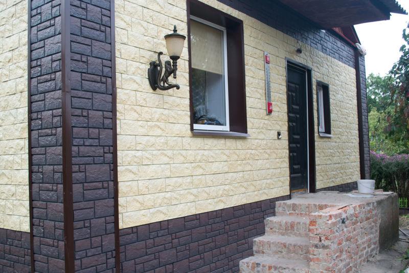 Отделка фасада дома частные объявления