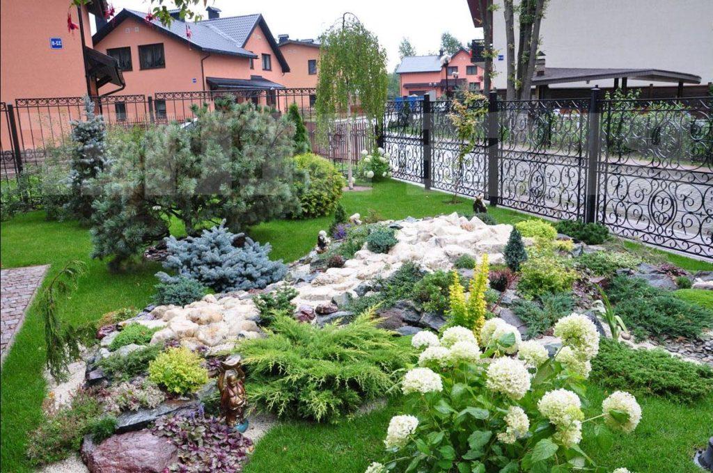 Фото дизайн садового участка