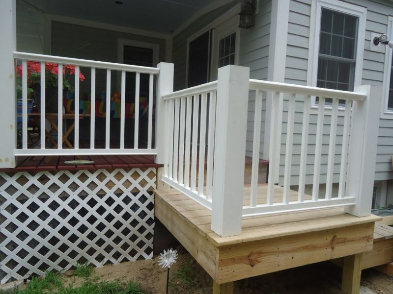 white-porch-railings-design-ideas