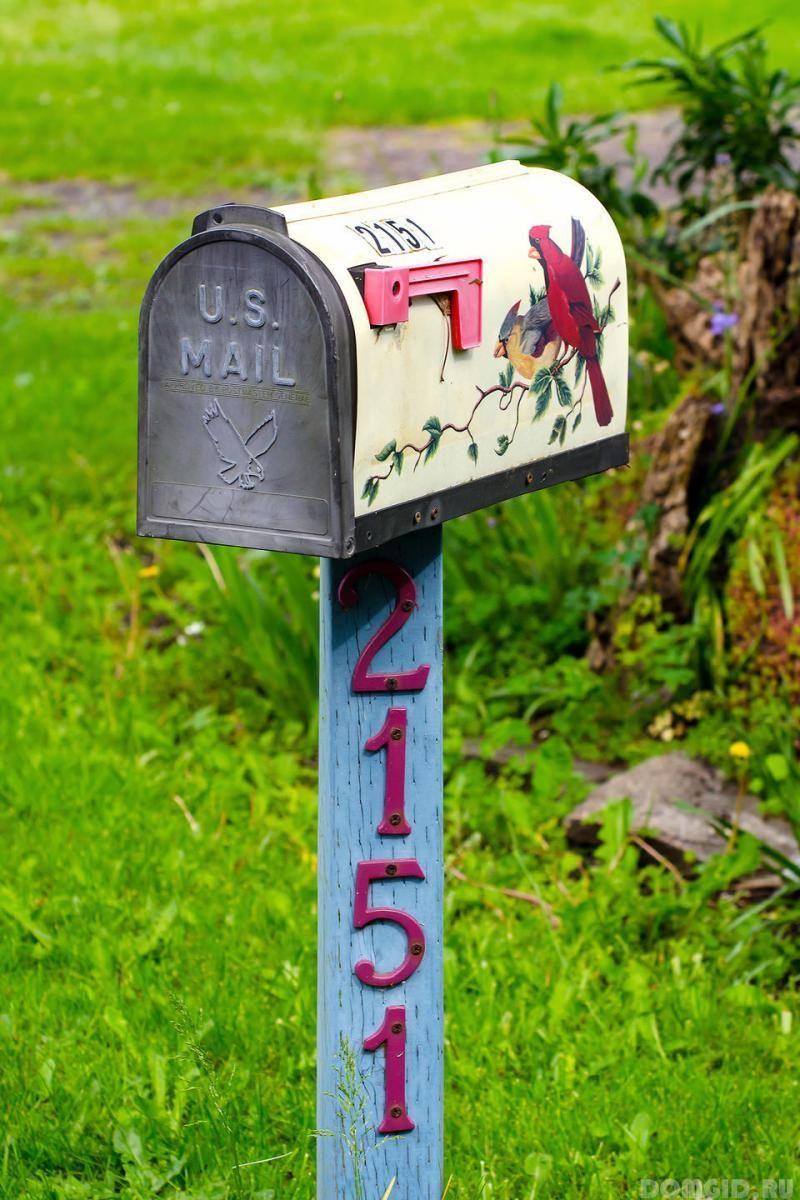 Почтовый ящик своими руками из дерева фото фото 173