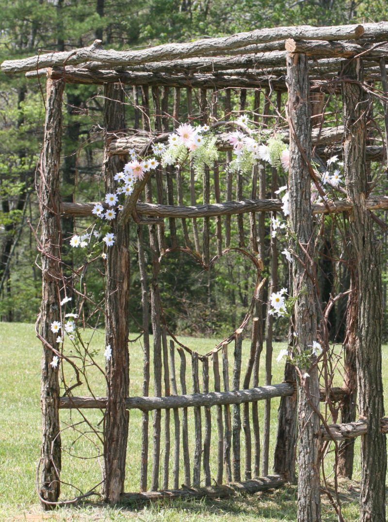 arbor-with-flowers