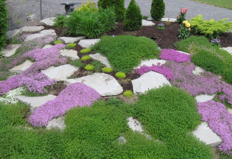 beautiful-rockery