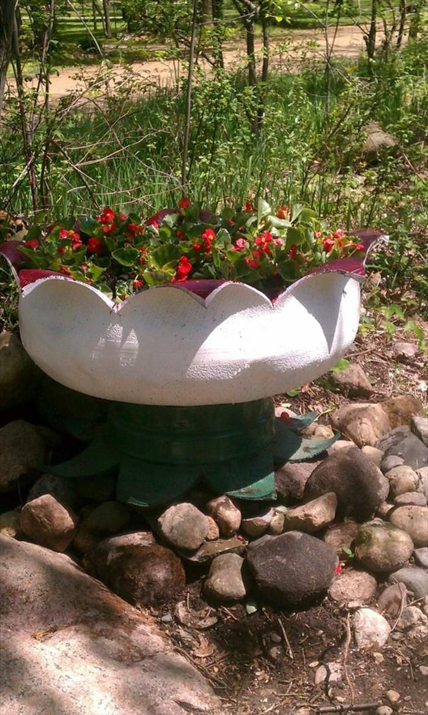 garden-tips-creative-diy-garden-ideas-old-car-tires