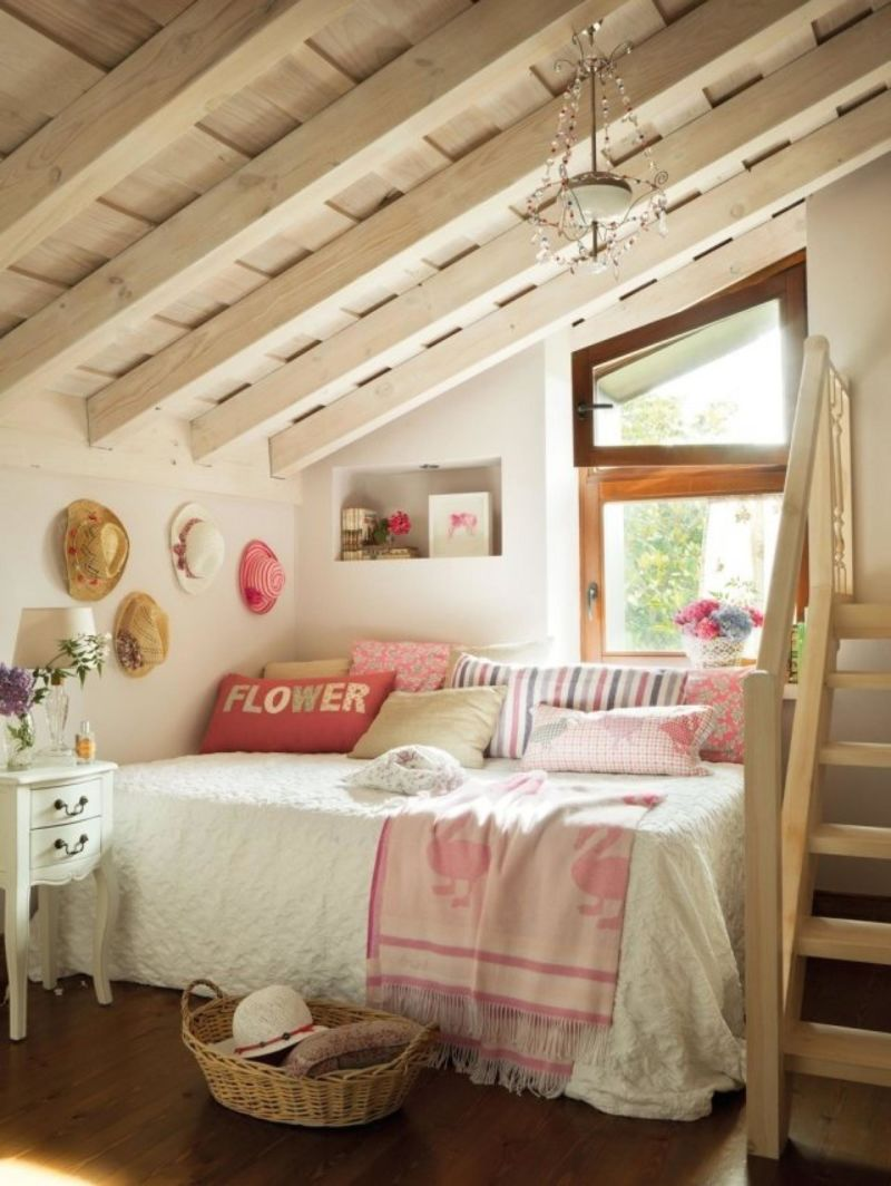 girls-small-bedroom-with-wooden-stairs-exposed-ceiling-beam-excerpt_ceiling-bedroom-home_bedroom_boys-bedroom-ideas-sets-tumblr-bedrooms-furniture-cool-2-house-for-rent-master-designs-teen