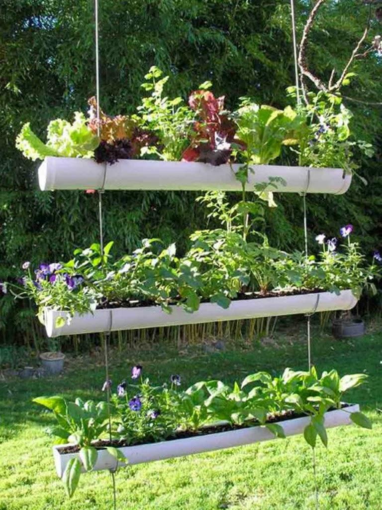 hanging-gutter-outdoor-vertical-gardens-beautiful-hanging-pot-gardens