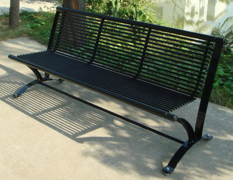 metal garden benches for sale