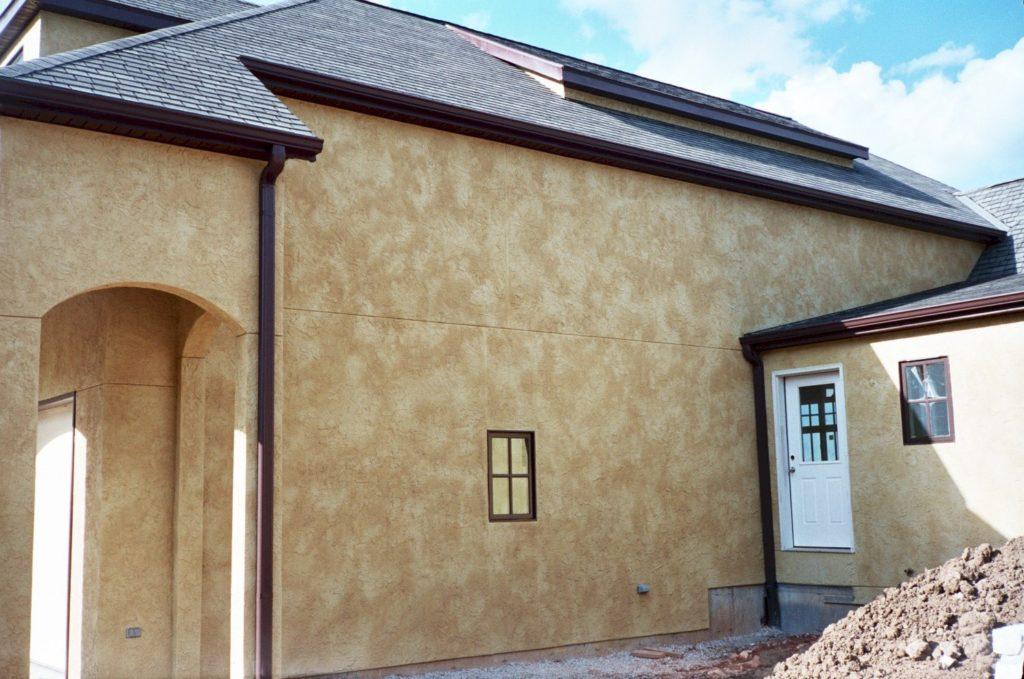 Материал для фасада дома своими руками 36