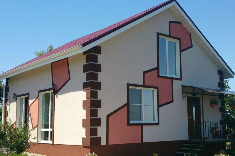 Ремонт фасада текущий или капитальный