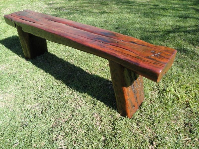 red-gum-railway-sleeper-garden-bench-seat-1