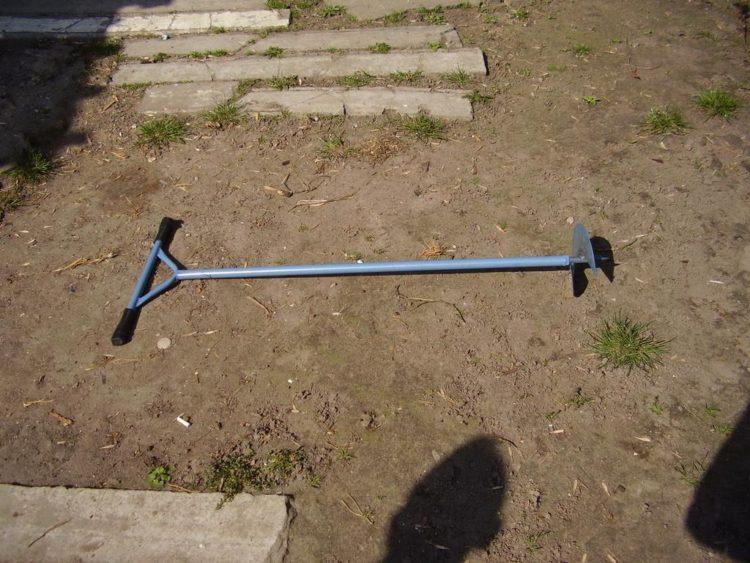 Ручной садовый бур (16)