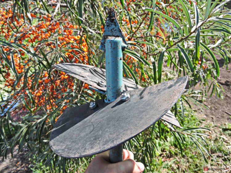 Ручной садовый бур (37)