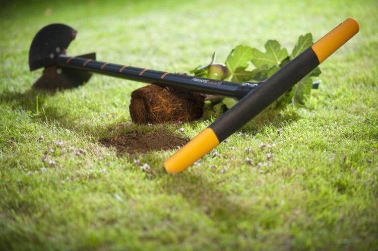 Ручной садовый бур (51)