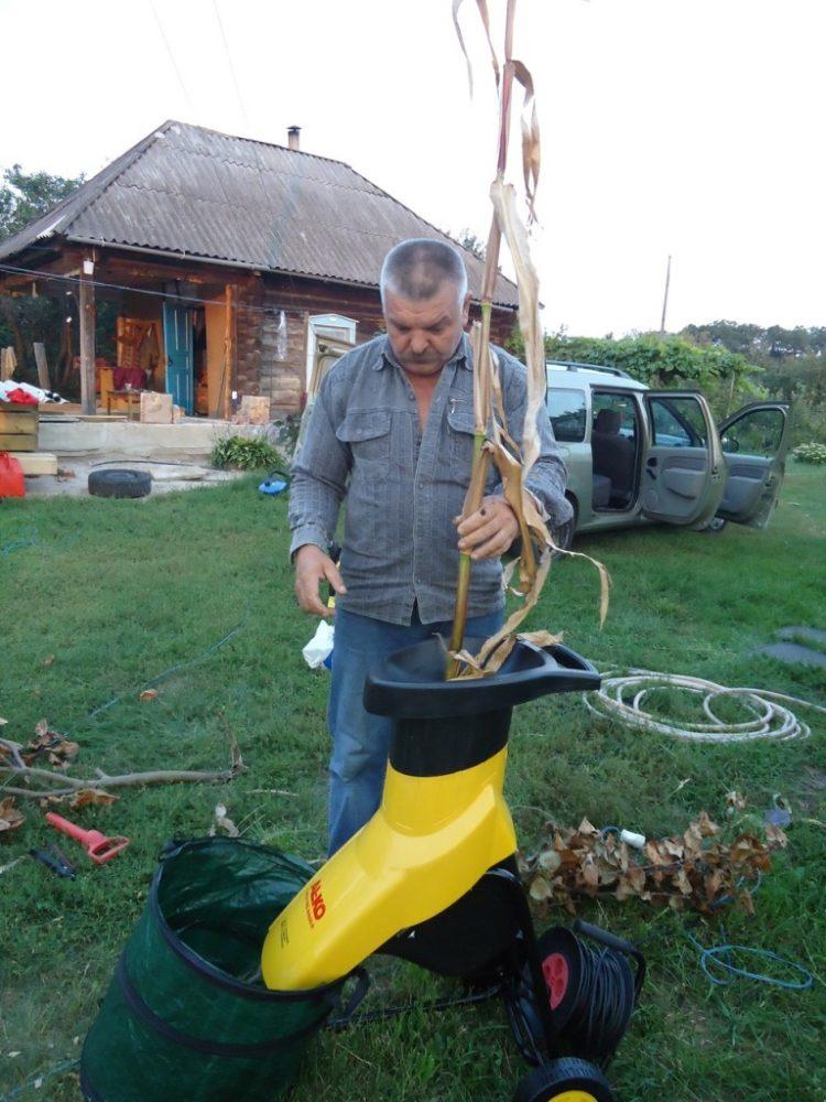 Садовый измельчитель (1)