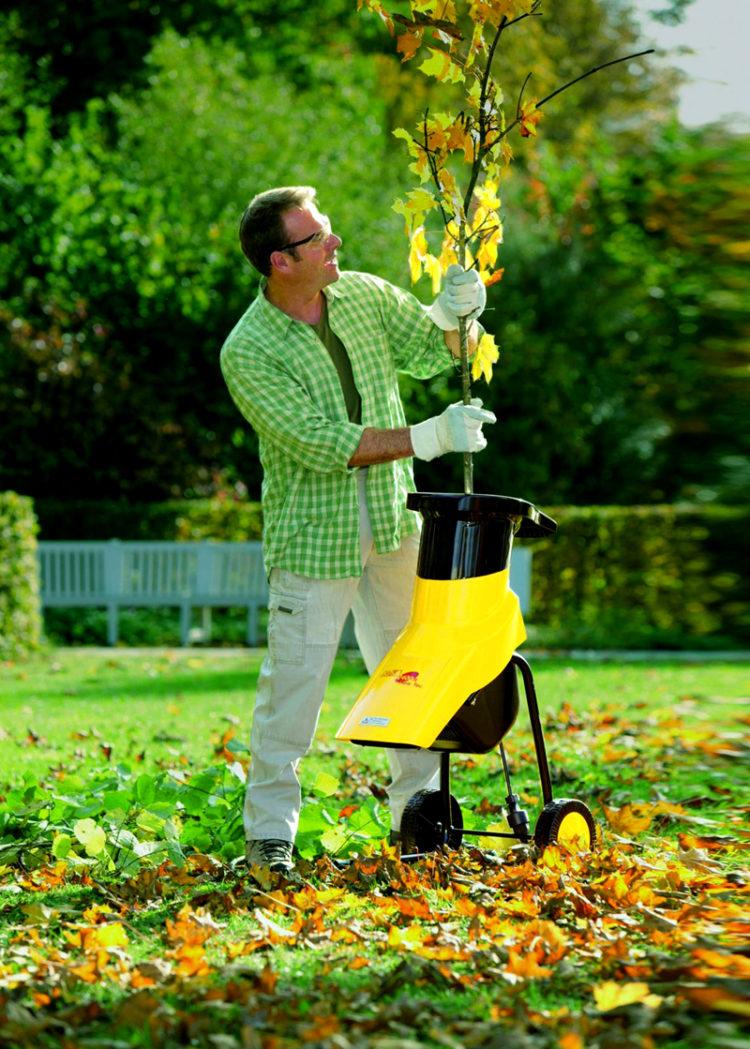 Садовый измельчитель (14)