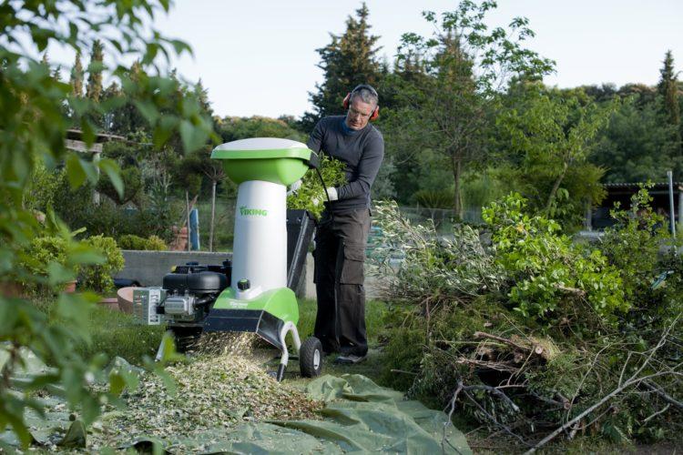 Садовый измельчитель (5)