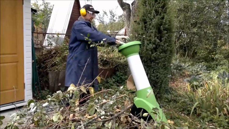 Садовый измельчитель (50)