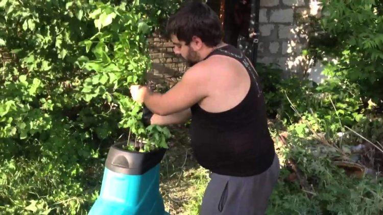 Садовый измельчитель (51)