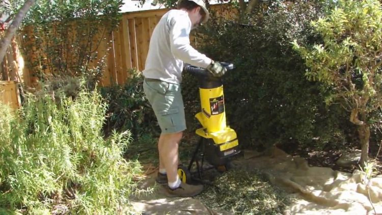 Садовый измельчитель (54)
