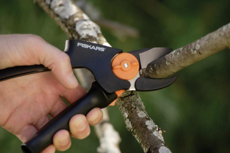Как сделать секатор для обрезки деревьев своими руками 75