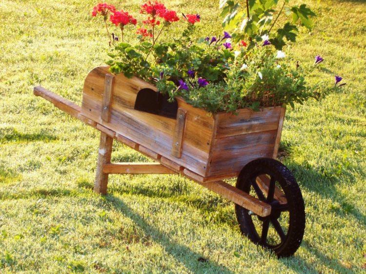 Тачка садовая 6 (12)