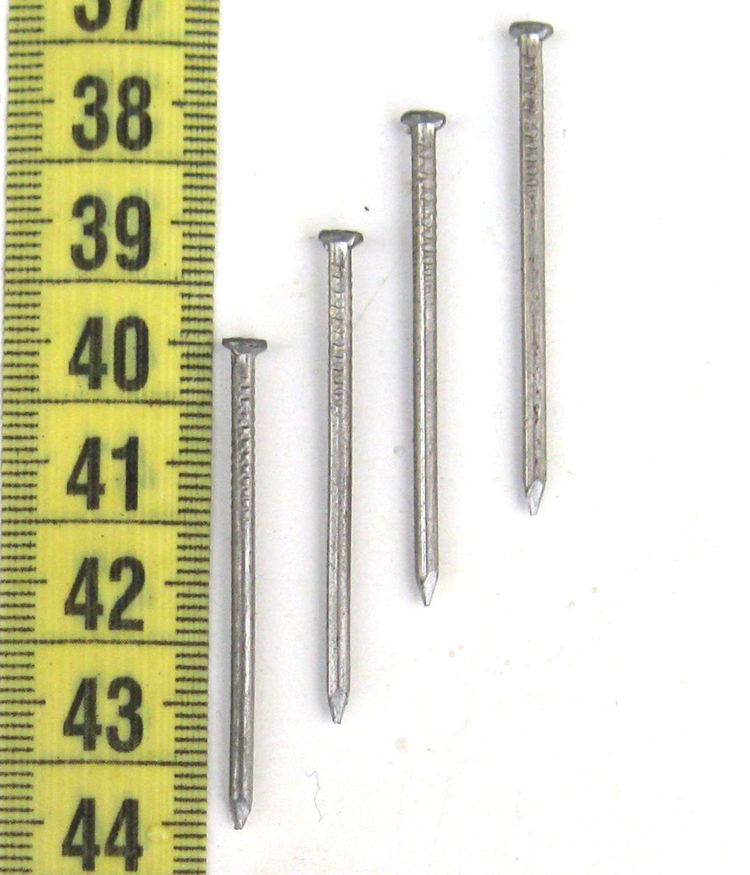 Типы гвоздей (15)
