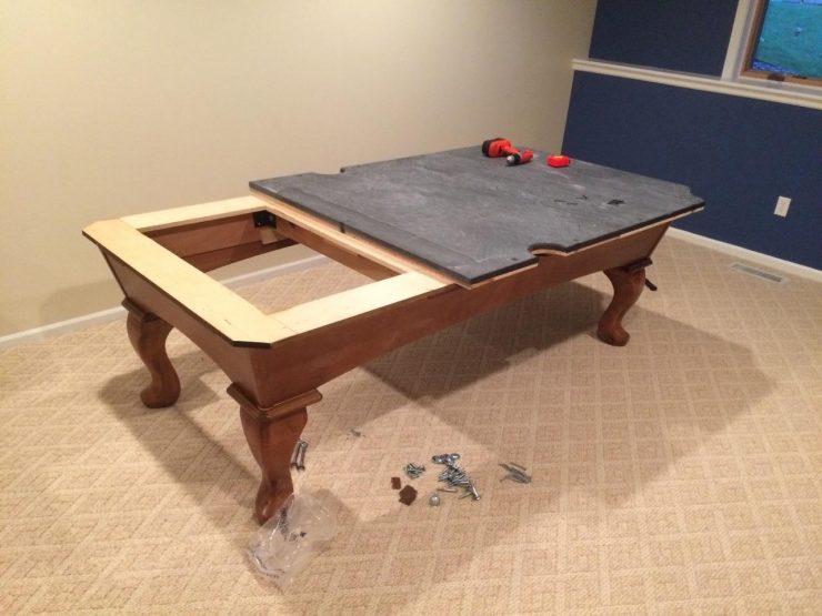 Игральные столы своими руками 4