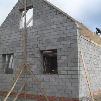 Дом из керамзитоблоков: 60 фото особенностей строительства на основе современных материалов