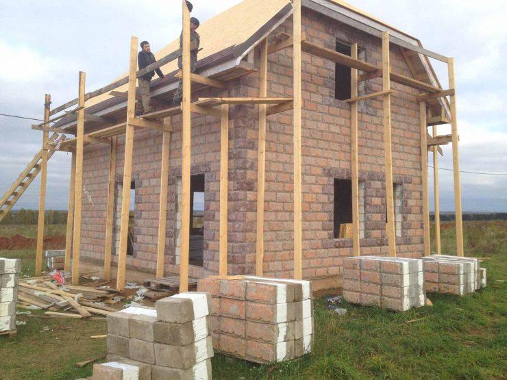 Строительство домов под ключ в туле: проекты, фото и цены.